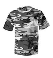 Custom Youth Code V Camouflage T-Shirt