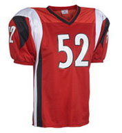 Custom Adult Twister Steelmesh Football Jersey Mens