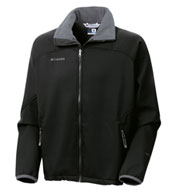 Custom Mens Shelby Soft Shell Jacket by Columbia Mens