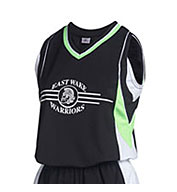 Custom Girls Round Tripper Jersey