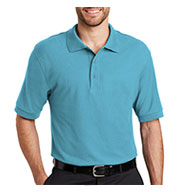 Custom Silk Touch Polo Shirt Tall Sizes Mens