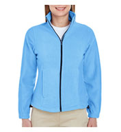 Custom Ladies Iceberg Fleece Full-Zip Jacket