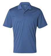 Custom IZOD Adult Cool FX Performance Pinstripe Polo Mens