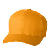 Custom Six Panel Low Profile Twill Flex Fit Cap