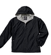 Custom Youth Full Zip Front Portsmouth Jacket by Charles River Apparel