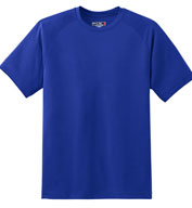 Custom Sport-Tek® Raglan Sleeve T-Shirt with Wicking and Anti-Microbial Treatments Mens