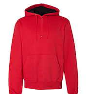 Custom Champion 9.7 oz, 90/10 Cotton Max Quarter-Zip Hood Mens