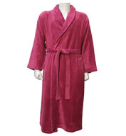 Custom Ultra-Soft Plush Spa Robe