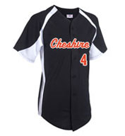 Custom Adult Clutch Full Button Baseball Jersey Mens