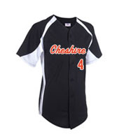 Custom Youth Clutch Full Button Baseball Jersey