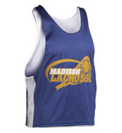Custom Adult Midfielder Sleeveless Reversible Lacrosse Jersey Mens