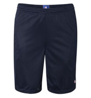 Custom Champion 100% Long Mesh Short with Pockets Mens