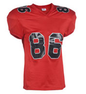 Custom Adult Touchdown Steelmesh Football Jersey Mens