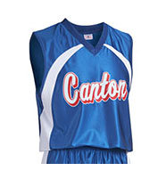 Custom Youth Tip Off Basketball Jersey