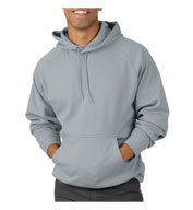 Custom Bonded Polyknit Sweatshirt by Charles River Apparel Mens