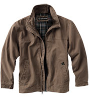 Custom Adult Maverick Quarry-Washed Canvas Jacket Mens