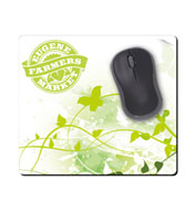 Custom Rectangular Imprinted Mousepad