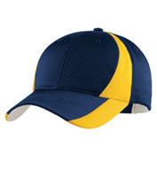 Custom Adult Dry Zone� Nylon Colorblock Cap
