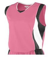 Custom Ladies Wicking Mesh Extreme Lacrosse Jersey