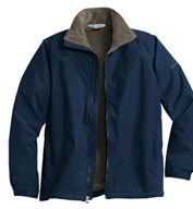 Custom Columbia® - City Trek� II Jacket Mens