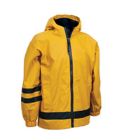 Custom Childrens  New Englander Rain Jacket by Charles River Apparel