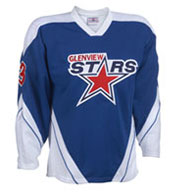 Custom Adult Breakaway Hockey Jersey With Incline Design Mens