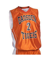 Custom Youth Reversible Dazzle Basketball Jersey