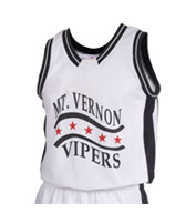 Custom Youth Jammer Series Basketball Jersey