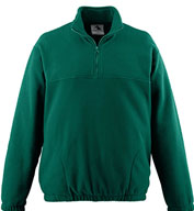 Custom Adult  Chill Fleece Half-Zip Pullover