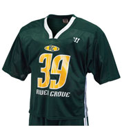 Custom Youth Velocity Lacrosse Game Jersey
