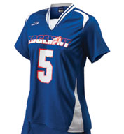 Custom Womens Radiance Lacrosse Jersey by Brine
