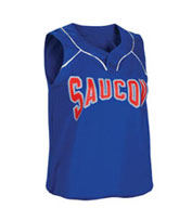 Custom Girls Turn Two Softball Jersey