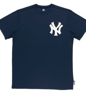 Custom New York Yankees Adult Replica Jersey