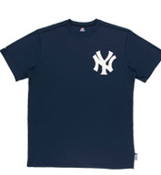 Custom New York Yankees Youth Replica Jersey