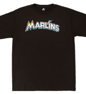 Custom Miami Marlins Adult Replica Jersey