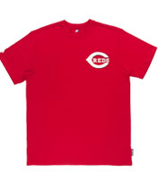 Custom Cincinnati Reds Youth Replica Jersey