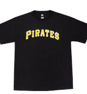 Custom Pittsburgh Pirates Youth Replica Jersey
