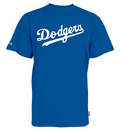 Custom Los Angeles Dodgers Adult Replica Jersey