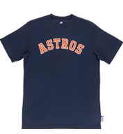 Custom Houston Astros Youth Replica Jersey