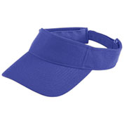 Custom Youth Adjustable Wicking Mesh Visor