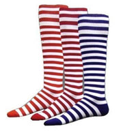 Custom Intermediate Mini Hoop All Sport Socks by Red Lion