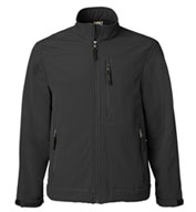 Custom Weatherproof Soft Shell Jacket Mens