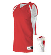 Custom Womens Reversible Basketball Jersey by Alleson Athletic