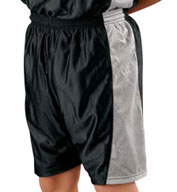 Custom Youth  Basketball Replica Reversible Short by Alleson
