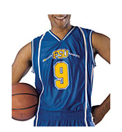 Custom Youth eXtreme Dazzle Reversible Basketball Game Jersey