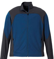 Custom Mens Active Performance Stretch Jacket