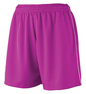 Custom Ladies Wicking Duo Knit Performance Softball Short- The Diamond