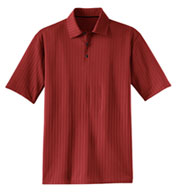 Custom Nike Golf - Elite Series Dri-FIT Vertical Texture Bonded Polo Mens