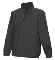 Custom Top Spin 1/2 Zip Rain Jacket by Callaway Golf Mens