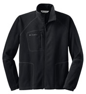Custom Mens Columbia Fast Trek Full Zip Jacket Mens